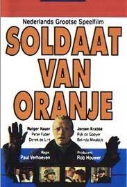 soldaat van oranje poster